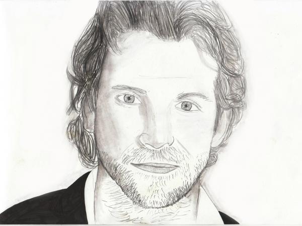 Bradley Cooper by Reugram